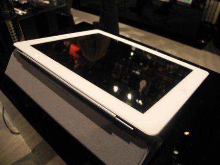 iPad 2, alta risoluzione