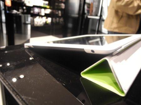 iPad 2, pi� sottile