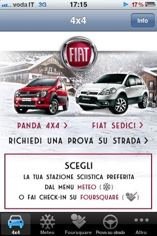 Fiat Snow screenshots