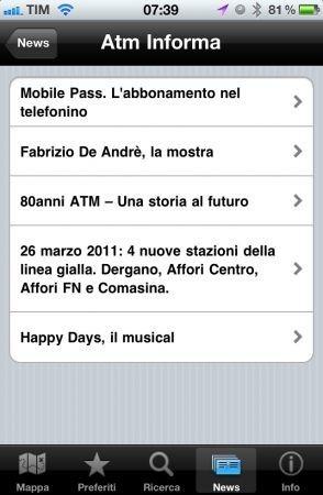 iATM Milano ATM informa