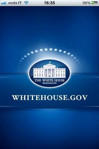 The White House, l'app ufficiale della Casa Bianca