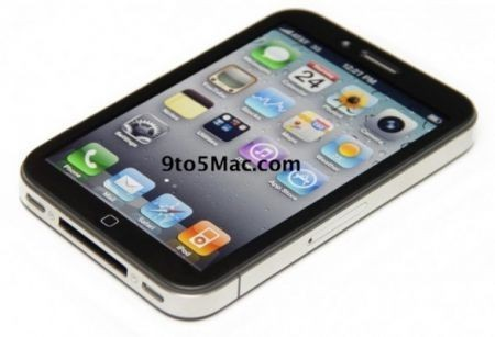 Mockup iPhone 5, anteprima del nuovo Melafonino