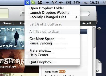 Sincronizzare iTunes, sincronizzate