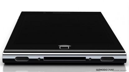 iPhone 5 by Gizmodo, base arrotondata