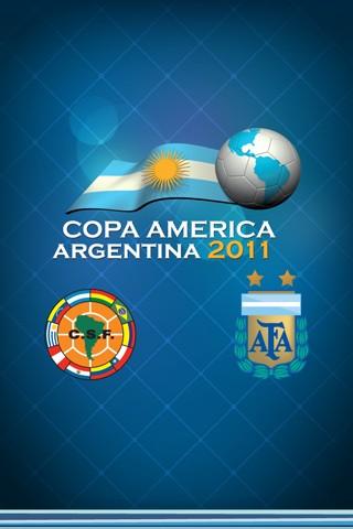 Coppa America, l'app ufficiale