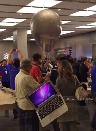 Apple Store: aprirà a Roma il nono negozio ufficiale della Mela