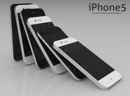 iPhone 5 by Schasiepen, sempre bianco o nero