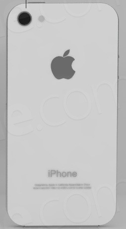 iPhone 5 by Schasiepen,