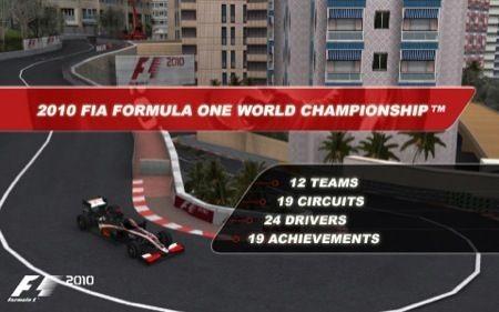 F1 2010 screenshots