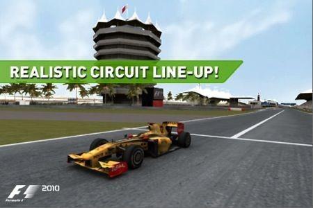 F1 2010, tutti i circuiti