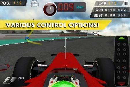 F1 2010, gioca con i tuoi piloti favoriti