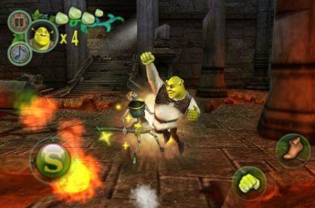 Shrek, salvate Fiona e il regno