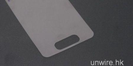 iPhone 5, sarà forse questa la forma del tasto Home