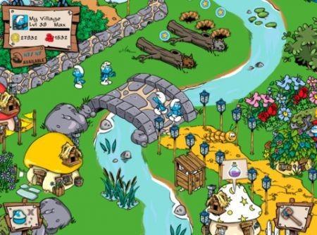 Smurf's Village, libera la fantasia