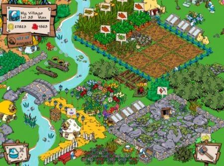 Smurf's Village, il gioco ufficiale dei Puffi
