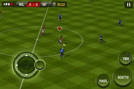 FIFA 12, gameplay rivisto