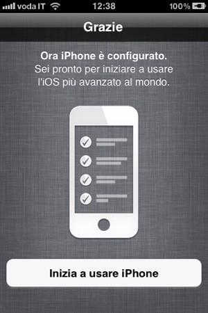 Guida iOS 5, installazione senza problemi ed errore 3200