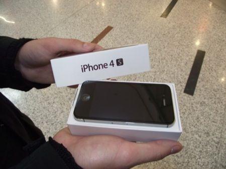 iPhone 4S LIVE, le foto dal vivo