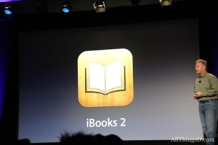 Evento Apple, iBooks 2 e iBooks Author