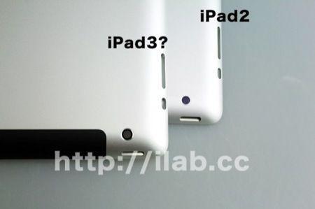 Confronto componenti iPad 3