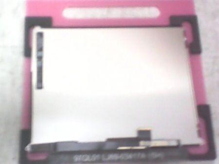 Costruzione Retina Display iPad 3