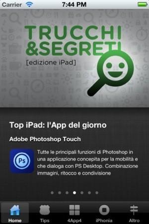 Trucchi & Segreti Edizione iPad