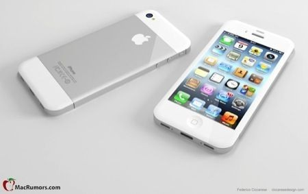 iPhone 5 con schermo da 4 pollici, pubblicato un nuovo mockup