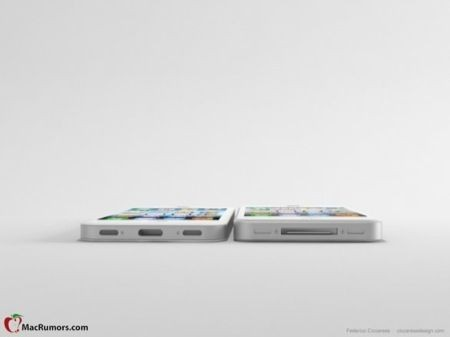iPhone 5 Mockup by Ciccarese Design
