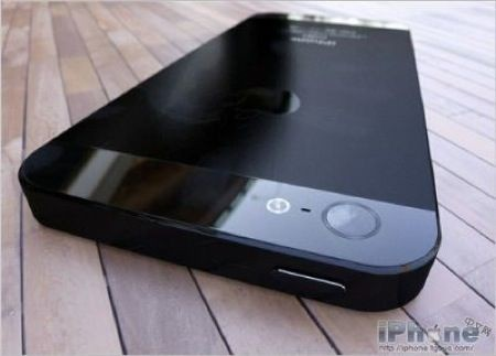 Mockup iPhone 5 by Martin Hajek