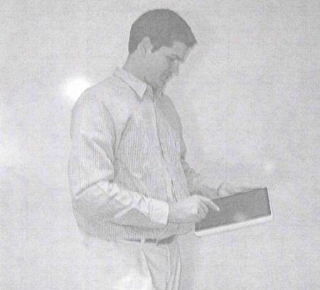 Prototipo iPad: foto del primo modello in assoluto sviluppato da Apple