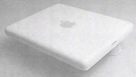 Prototipo iPad 2002