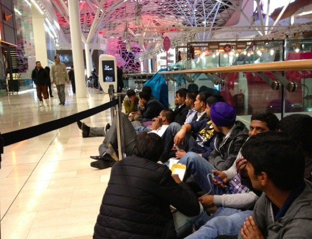iPhone 5 - Sit-in
