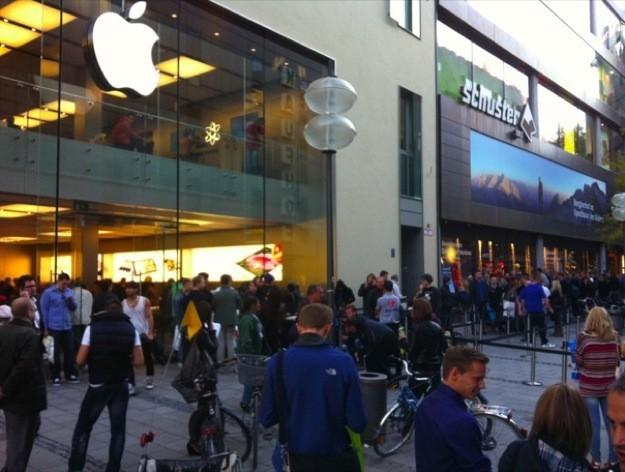 iPhone 5 - Monaco di Baviera