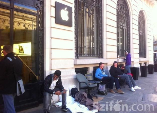 iPhone 5 - I primi