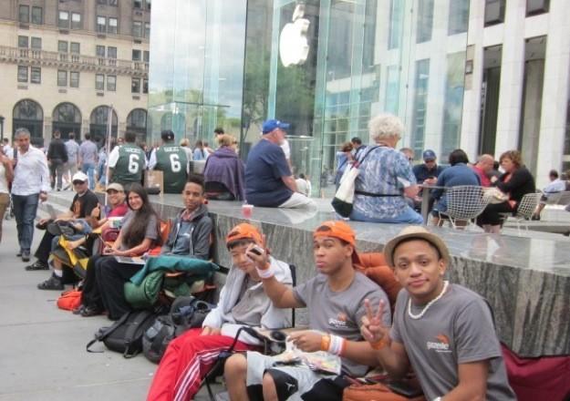 iPhone 5 - Code agli Apple Store