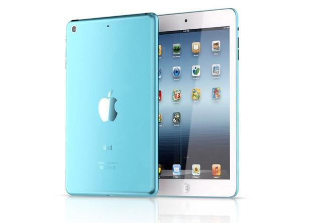 iPad Mini Colorato - Azzurro