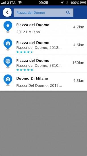 Nokia Here Maps - Suggerimenti