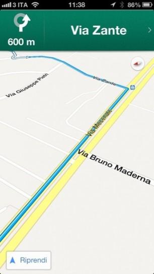Google Maps - Navigatore