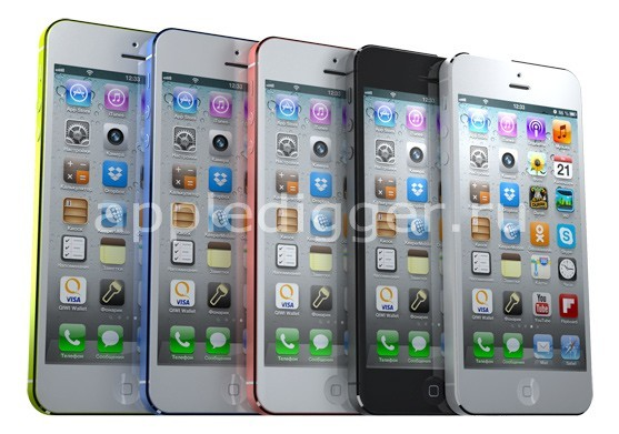 iPhone Maxi - Diverse colorazioni