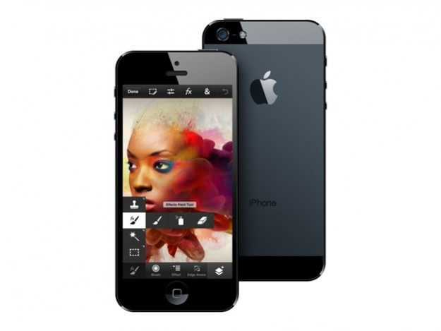 Adobe Photoshop Touch per iPhone disponibile sull'App Store [FOTO]