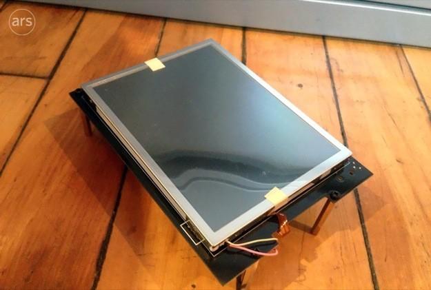 Prototipo iPhone 8 pollici