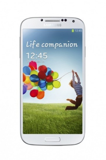 Samsung Galaxy S4 - Bianco