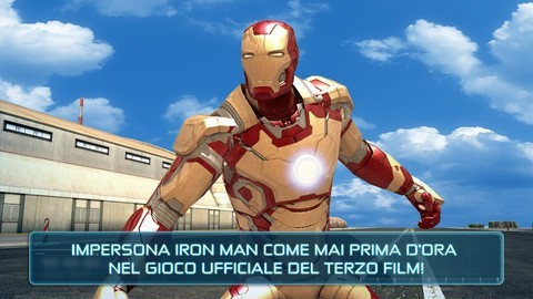 Iron Man 3 - Combatti nei panni di Tony Stark