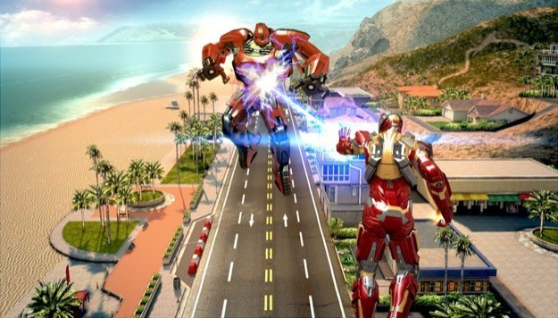 Iron Man 3, gioco ufficiale disponibile per iPhone e iPad [FOTO e VIDEO]