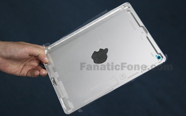 iPad 5: prime immagini [FOTO e VIDEO]