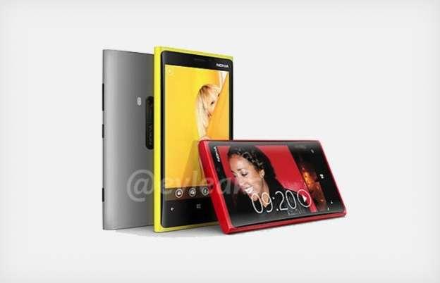 Nokia Lumia 920 e 820 - Anteprima