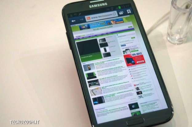 Samsung Galaxy Note 2 - IFA 2012