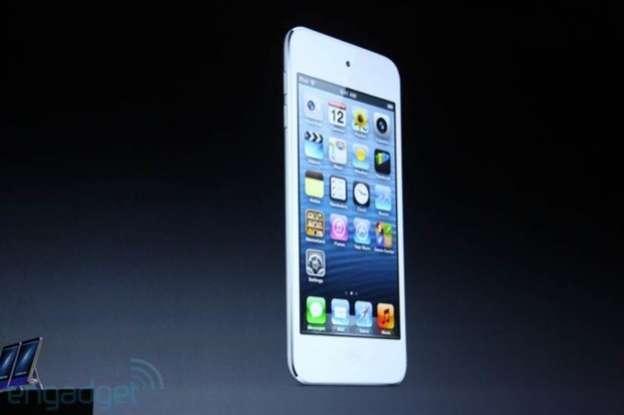 iPod Touch 5G e iPod Nano 2012