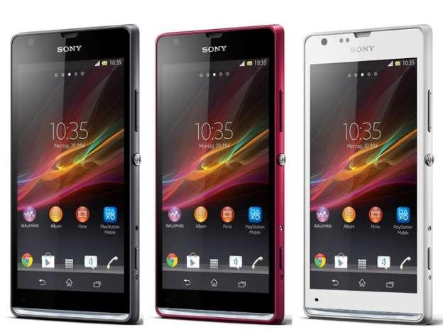 Sony Xperia SP e L