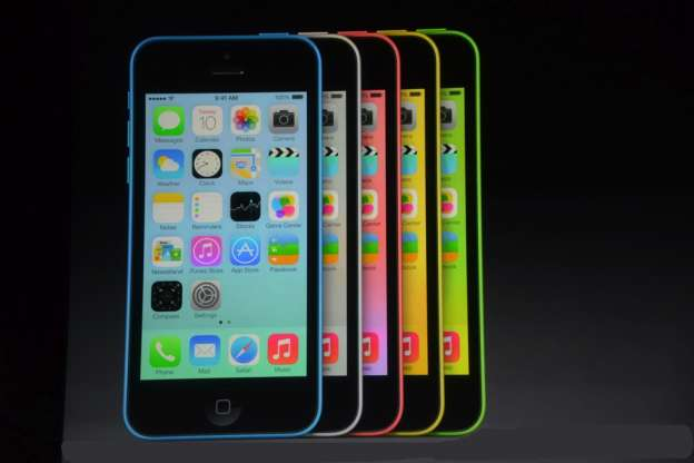 iPhone 5C e 5S